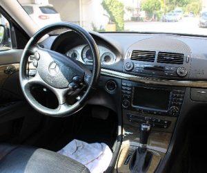 Покупка, внос на кола от Германия – Mercedes E 320T 2007 3.0 CDI 224hp (8)