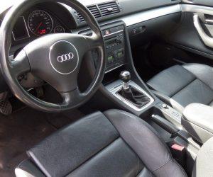 Покупка, внос на кола от Германия - Audi A4 1.8 Turbo 2004 163 к.с. (10)