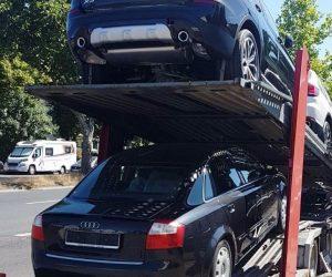 Покупка, внос на кола от Германия - Audi A4 1.8 Turbo 2004 163 к.с. (14)