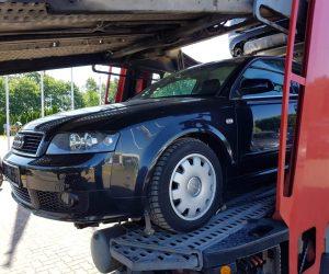 Покупка, внос на кола от Германия - Audi A4 1.8 Turbo 2004 163 к.с. (15)