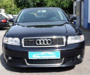 Покупка, внос на кола от Германия - Audi A4 1.8 Turbo 2004 163 к.с. (2)