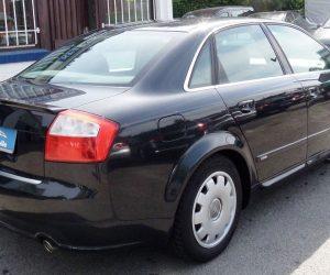 Покупка, внос на кола от Германия - Audi A4 1.8 Turbo 2004 163 к.с. (5)