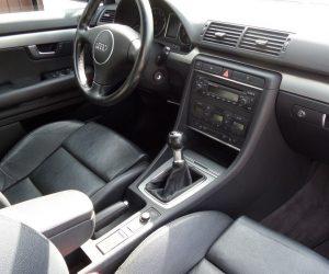 Покупка, внос на кола от Германия - Audi A4 1.8 Turbo 2004 163 к.с. (7)