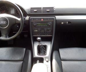 Покупка, внос на кола от Германия - Audi A4 1.8 Turbo 2004 163 к.с. (8)
