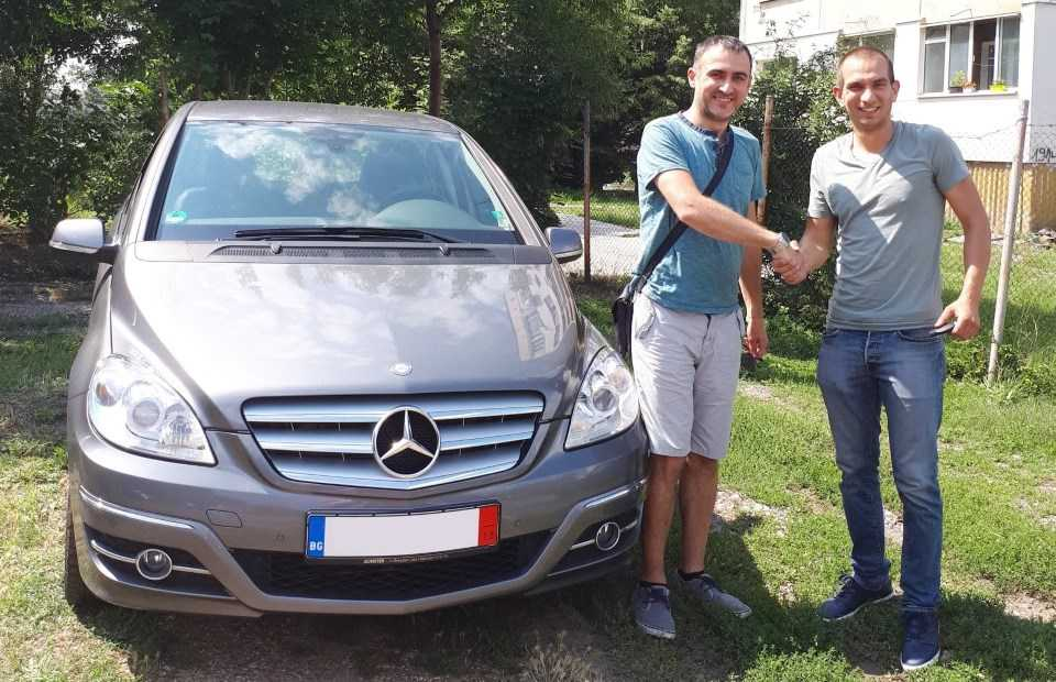 Mercedes-Benz B 180 CDI 2011 109hp