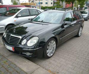 Покупка, внос на кола от Германия - Mercedes-Benz E 320 T CDI Avantgarde 2007 224hp Галерия 2