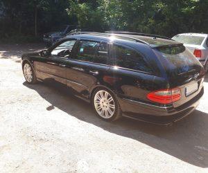 Покупка, внос на кола от Германия - Mercedes-Benz E 320 T CDI Avantgarde 2007 224hp Галерия 6