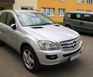 Покупка, внос на кола от Германия - Mercedes-Benz ML 320 CDI 4Matic 2006 224hp Галерия (1)
