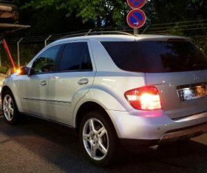 Транспорт с автовоз на кола от Германия - Mercedes-Benz ML 320 CDI 4Matic 2006 224hp (11)
