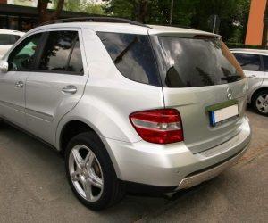 Покупка, внос на кола от Германия - Mercedes-Benz ML 320 CDI 4Matic 2006 224hp (3)