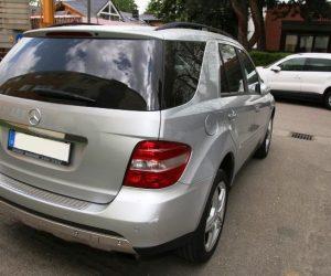 Покупка, внос на кола от Германия - Mercedes-Benz ML 320 CDI 4Matic 2006 224hp (4)