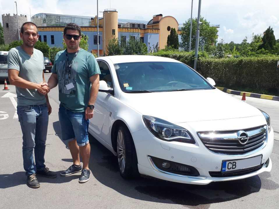Opel Insignia 2.0 CDTI 4x4 Aut. 170hp