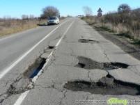 В България пътищата са лоши