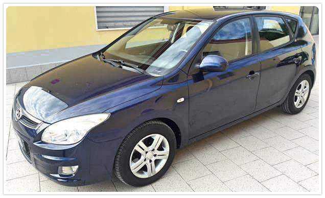 Hyundai i30 - здрав, надежден автомобил за градско и извънградско шофиране
