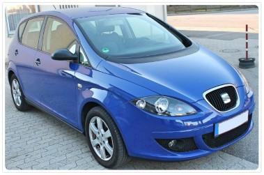 Seat Altea - здрав, надежден автомобил за градско и извънградско шофиране