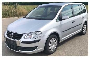 VW Touran - здрав, надежден семеен МиниВан