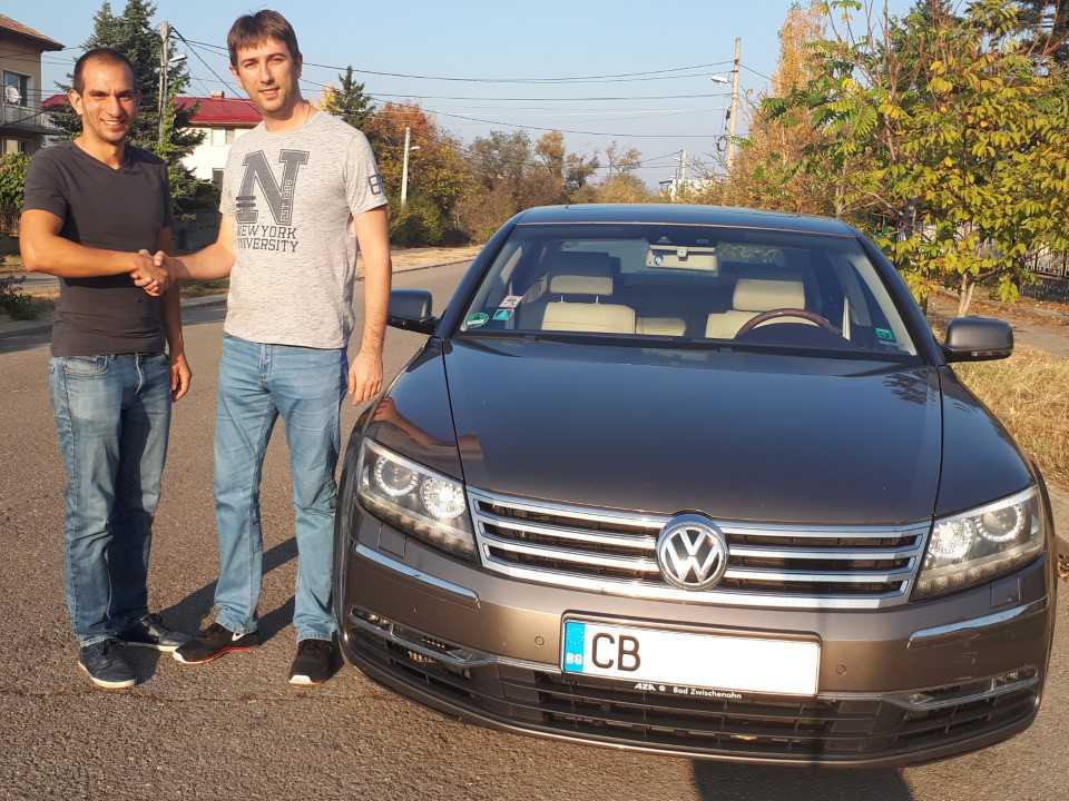 VW Phaeton 2011 3.0 V6 239hp