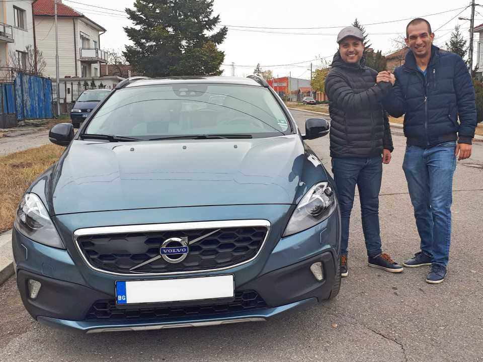 Volvo V40 Cross Country D2 Summum, 2013, 115hp