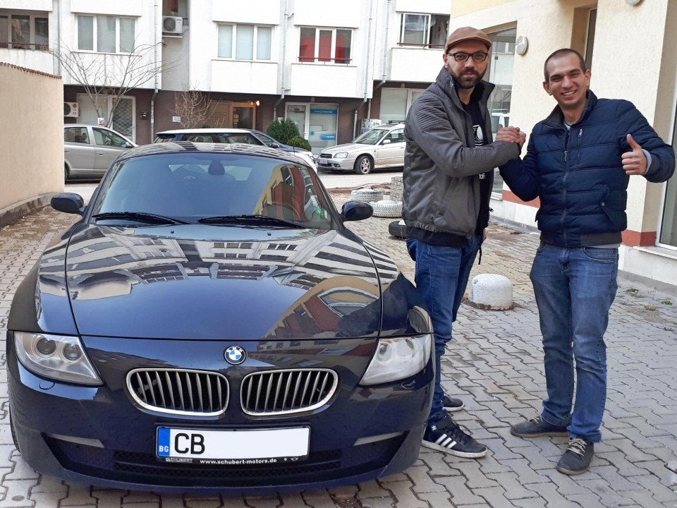 BMW Z4 Coupe 2007 3.0si Aut. 265hp