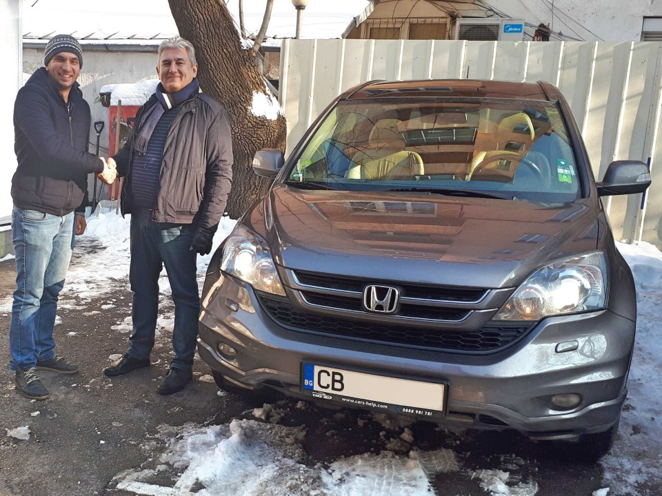 Honda CR-V 2.2 DTEC Executive 50 Jahre Edition 2012 150hp