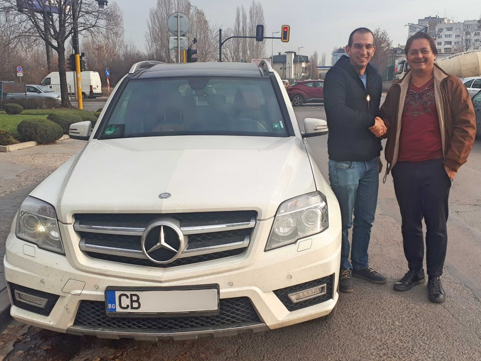 Mercdes GLK 350d 4Matic 2011 231hp