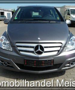 Покупка, внос на кола от Германия - Mercedes-Benz B 180 CDI 2011 109hp Sport-Paket Navi (2)