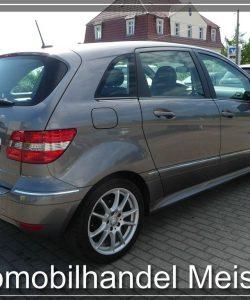 Покупка, внос на кола от Германия - Mercedes-Benz B 180 CDI 2011 109hp Sport-Paket Navi (3)