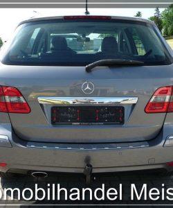 Покупка, внос на кола от Германия - Mercedes-Benz B 180 CDI 2011 109hp Sport-Paket Navi (4)