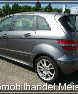 Покупка, внос на кола от Германия - Mercedes-Benz B 180 CDI 2011 109hp Sport-Paket Navi (5)