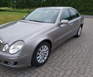 Покупка, внос на кола от Германия - Mercedes E 320 CDI 2008 224hp (2)