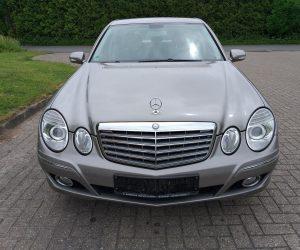 Покупка, внос на кола от Германия - Mercedes E 320 CDI 2008 224hp (3)
