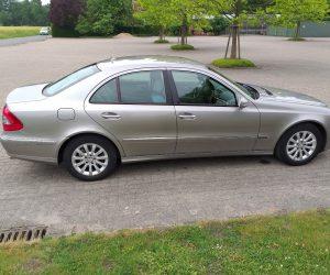 Покупка, внос на кола от Германия - Mercedes E 320 CDI 2008 224hp (4)