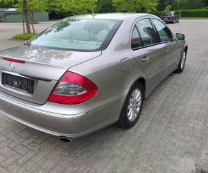 Покупка, внос на кола от Германия - Mercedes E 320 CDI 2008 224hp (5)