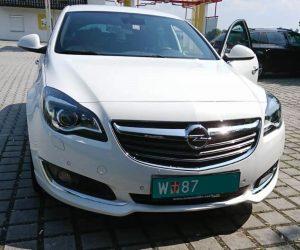 Покупка, внос на кола от Германия - Opel Insignia 2.0 CDTI 4x4 Aut. 170hp Gallery - с австрийски транзитни номера (10) - with austrian transit plates