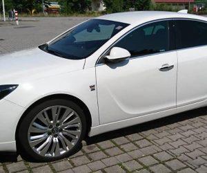 Покупка, внос на кола от Германия - Opel Insignia 2.0 CDTI 4x4 Aut. 170hp Gallery - с австрийски транзитни номера (12) - with austrian transit plates