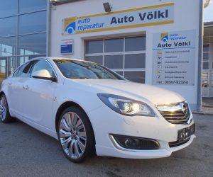 Покупка, внос на кола от Германия - Opel Insignia 2.0 CDTI 4x4 Aut. 170hp Gallery (1)