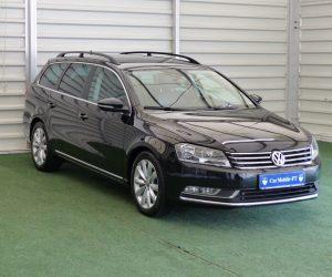 Покупка, внос на кола от Германия - VW Passat Variant 2013 Comfort Line 2.0 TDI 177hp DSG Navi (1)
