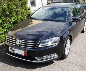 Покупка, внос на кола от Германия - VW Passat Variant 2013 Comfort Line 2.0 TDI 177hp DSG Navi (9) и докарване на ход с транзитни номера от Германия
