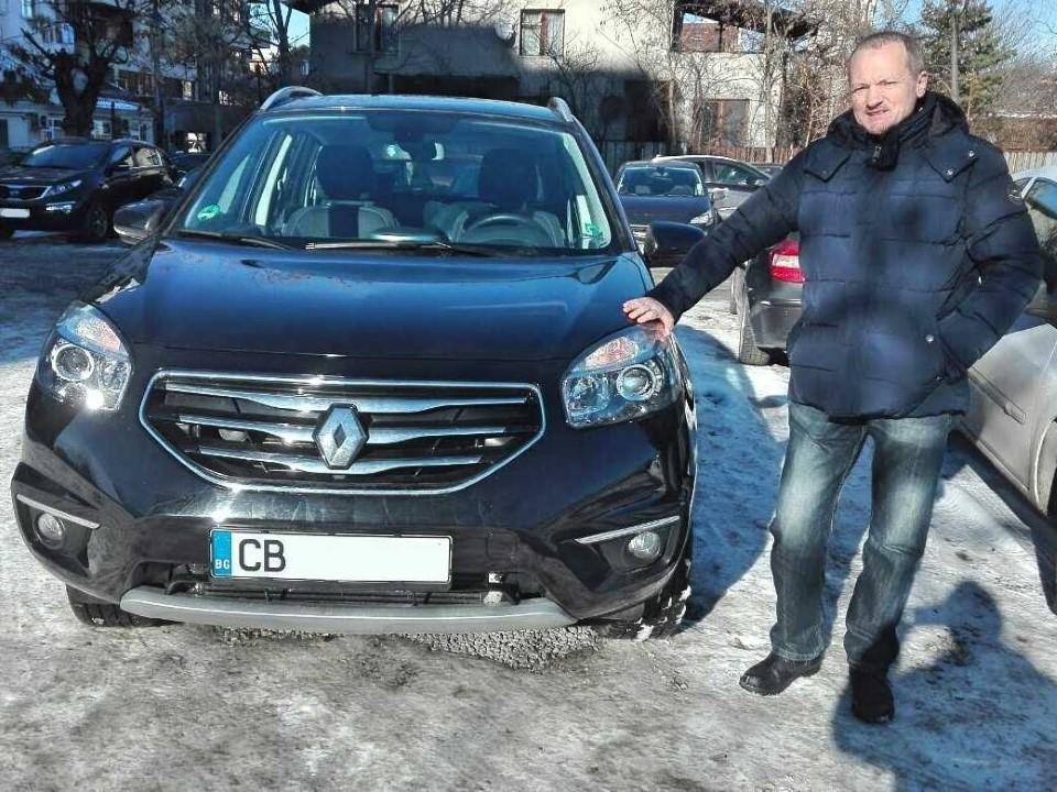 Внос от Германия - Renault Koleos Dynamique 4X4
