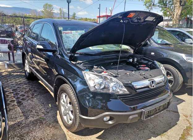 Проверка на Honda CRV в Горубляне