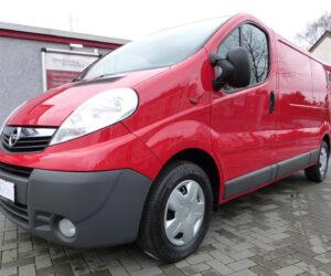 Покупка, внос на бус от Германия - Opel Vivaro 2012 2.0 CDTI L2H1, Klima, Navi (1)