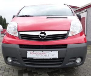 Покупка, внос на бус от Германия - Opel Vivaro 2012 2.0 CDTI L2H1, Klima, Navi (2)