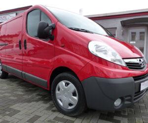 Покупка, внос на бус от Германия - Opel Vivaro 2012 2.0 CDTI L2H1, Klima, Navi (3)