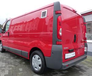 Покупка, внос на бус от Германия - Opel Vivaro 2012 2.0 CDTI L2H1, Klima, Navi (5)
