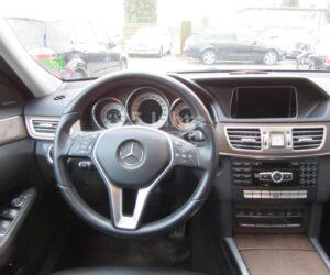 Покупка, внос на кола от Германия - Mercedes E350 BlueTEC 4-Matic 2013 252hp (6)