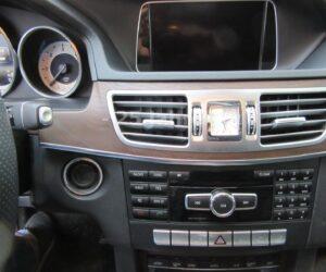 Покупка, внос на кола от Германия - Mercedes E350 BlueTEC 4-Matic 2013 252hp (8)