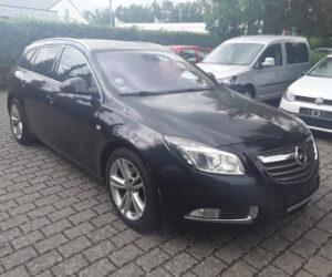 Покупка, внос на кола от Германия - Opel Insignia 2.0 CDTI Sports Tourer Automatik 2009 160hp (1)
