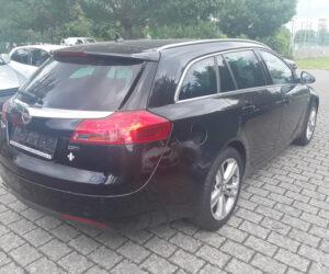 Покупка, внос на кола от Германия - Opel Insignia 2.0 CDTI Sports Tourer Automatik 2009 160hp (3)
