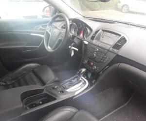 Покупка, внос на кола от Германия - Opel Insignia 2.0 CDTI Sports Tourer Automatik 2009 160hp (4)