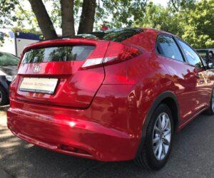 Покупка, внос на кола от Германия - Honda Civic 2.2 i-DTEC 2012 150hp 1